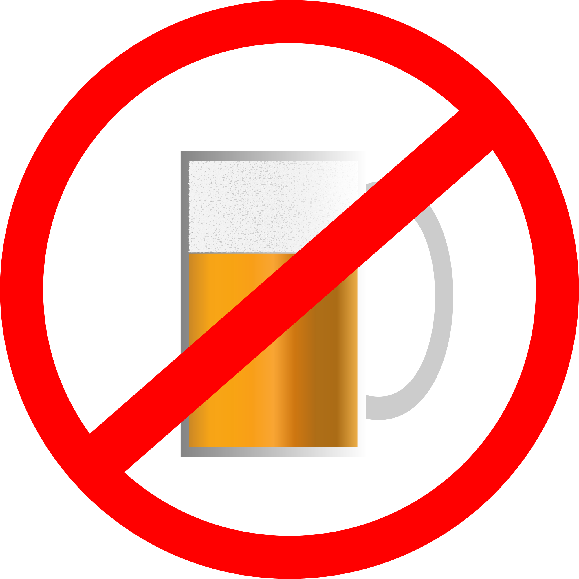 Drink clipart don t File:Dont Wikimedia Beer Open svg