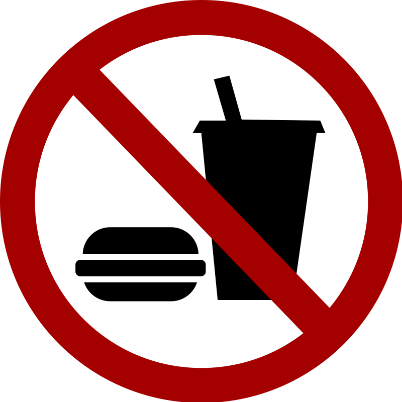 Drink clipart don t Food Food Sign Animations No