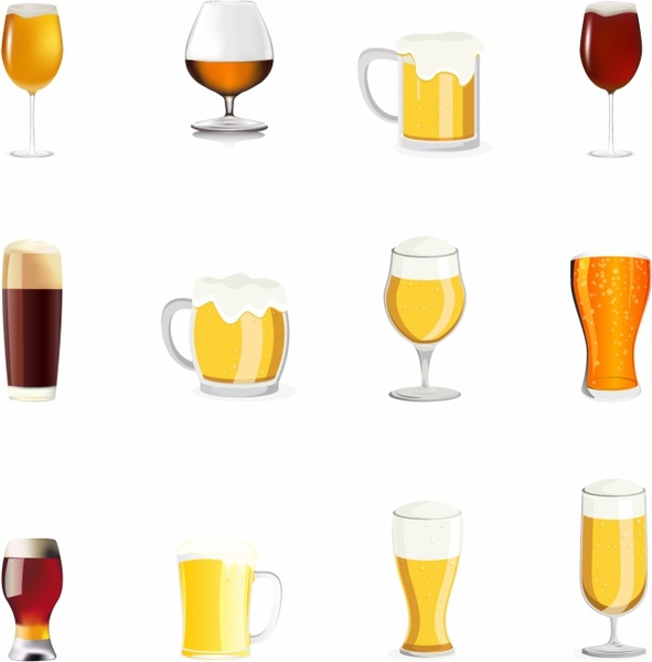 Drink clipart draft beer Vector beer free Draft