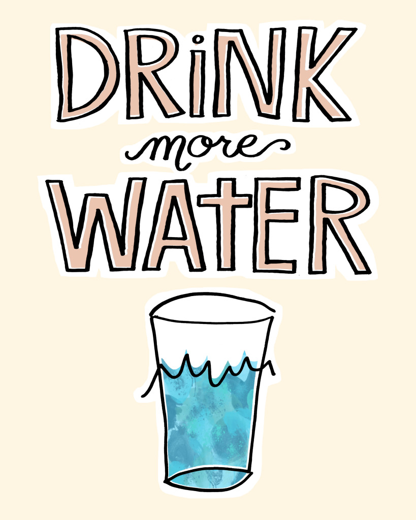 Drink clipart drinking water And How You Need TeachersGoneStrong: