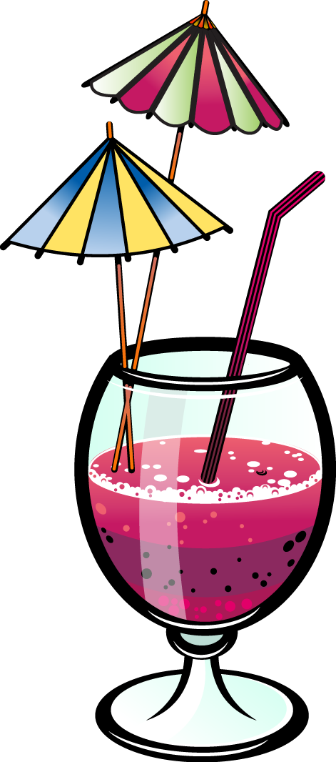 Alcohol clipart party drink #12