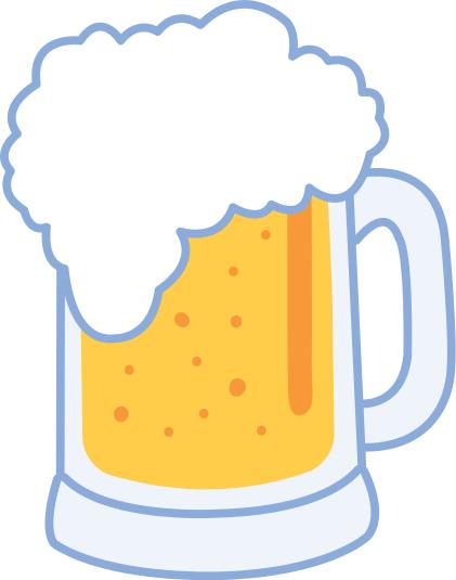 Boose clipart beer cup Beer 11 27 Art Free