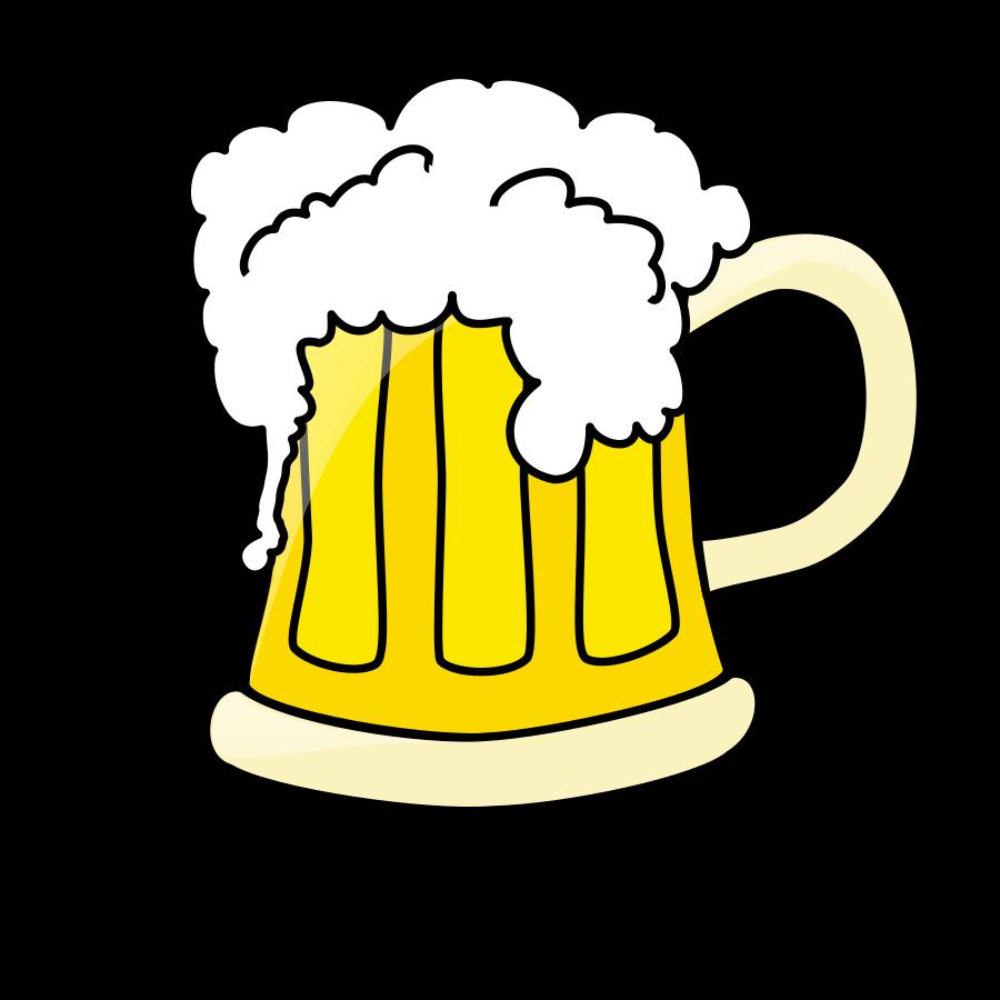 Beer clipart cartoon #1