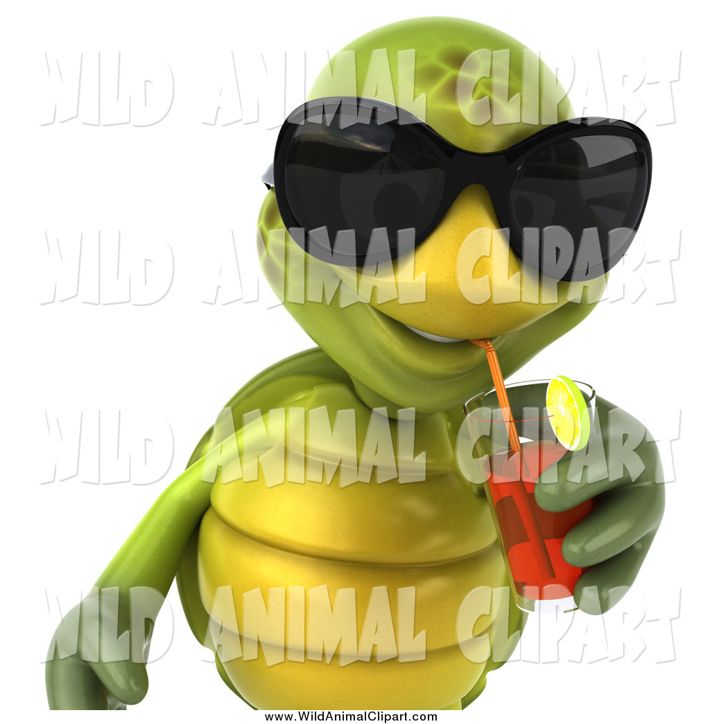 Drink clipart soda bottle Tortoise Drinking and Fruit a