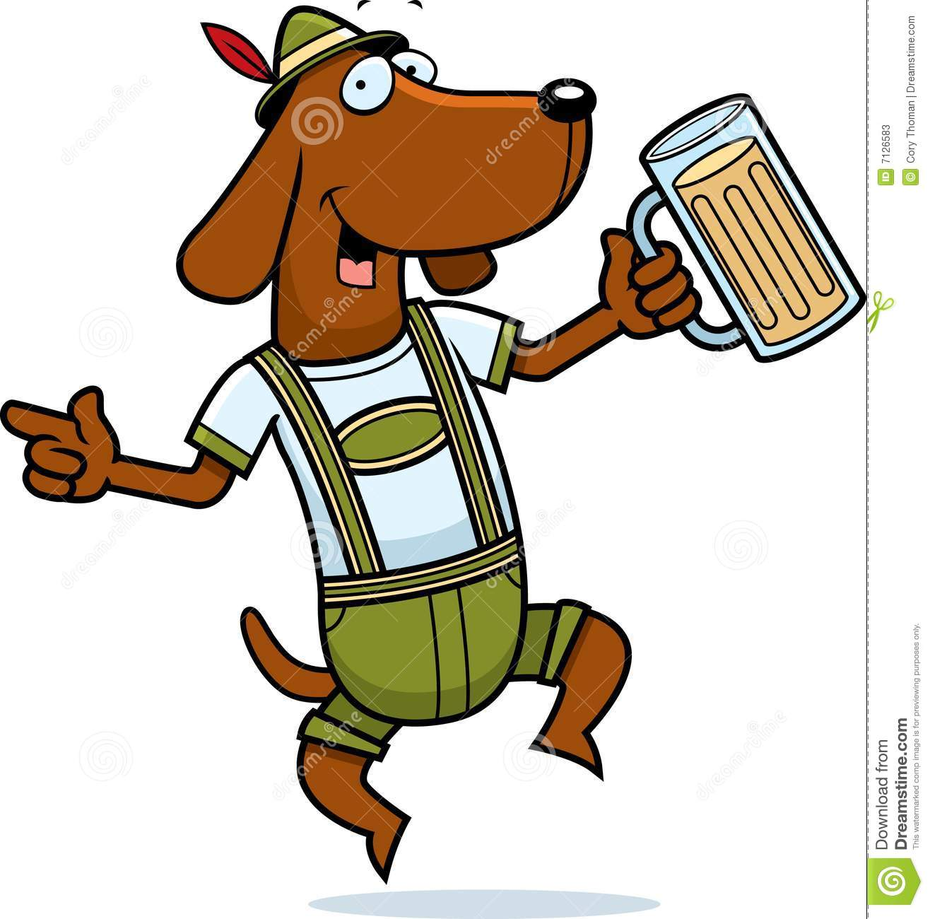 Drink clipart german beer Beer Clipart Dog German cliparts