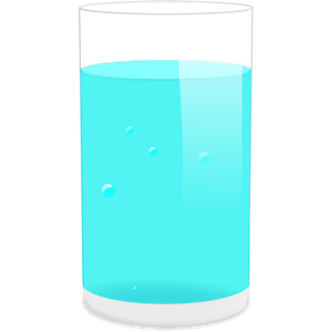 Drink clipart glass water Gif) clipart Glass svg Water
