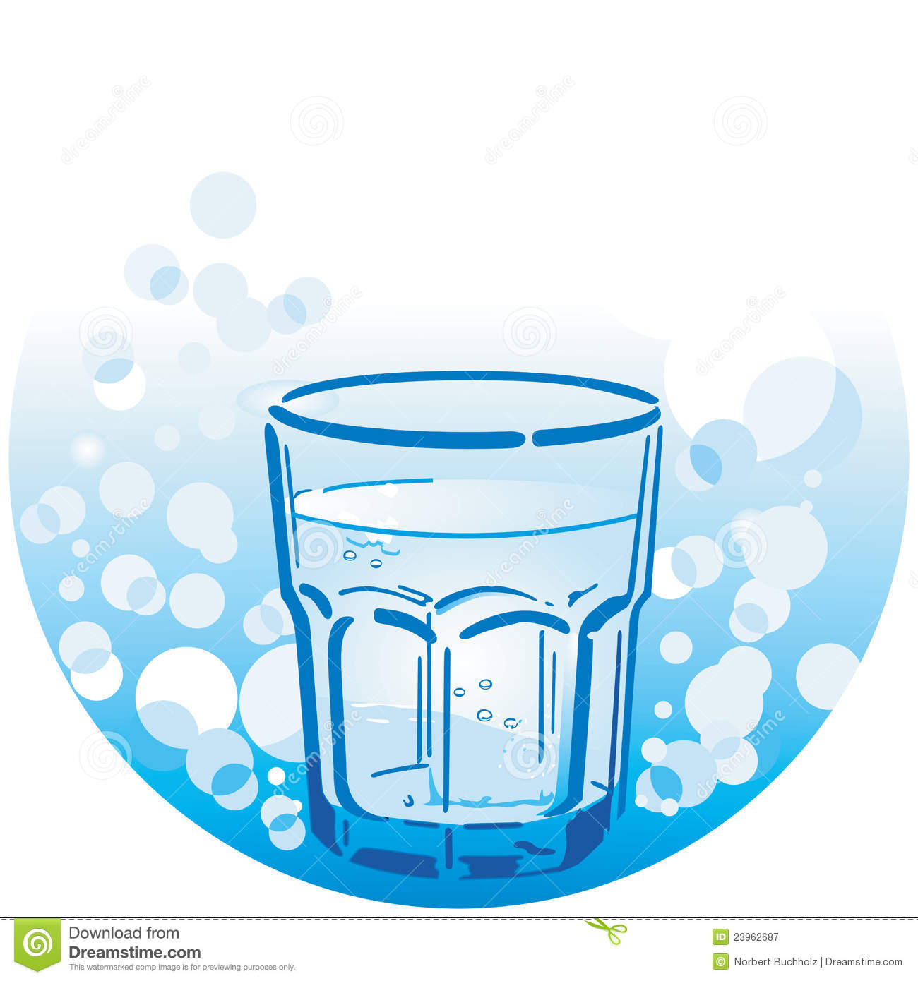 Drink clipart glass water Water Free Images Clipart Clipartwork