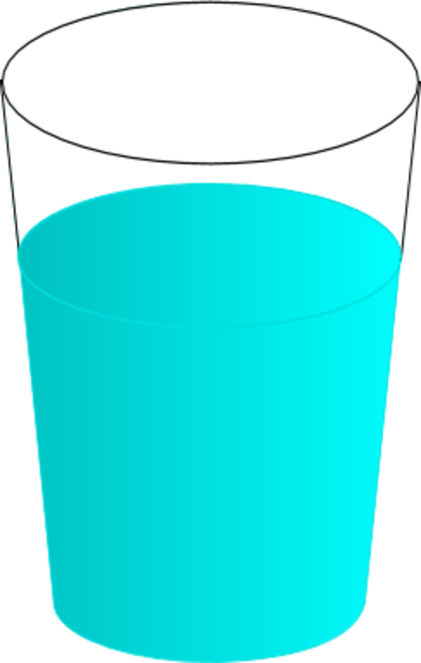 Drink clipart glass water Tumbler Glass Water Of 37