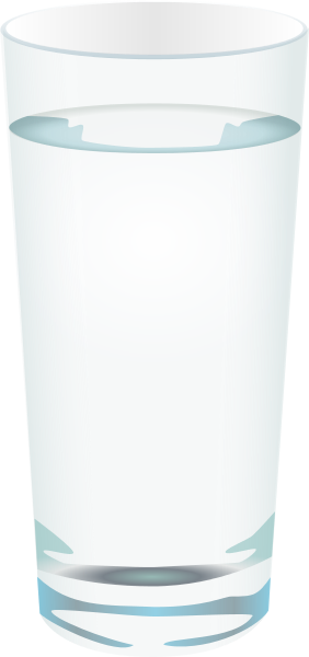 Drink clipart glass water Art Search glass Domain Water