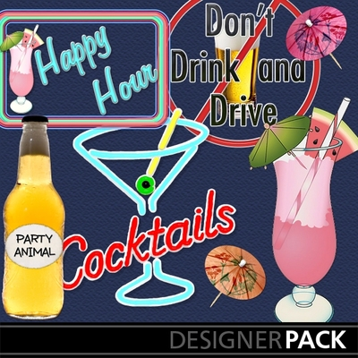 Drink clipart happy hour Decorative Hour  2 Hour