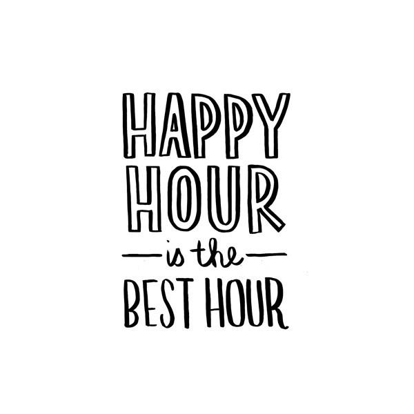 Drink clipart happy hour Go – Arthur Eat Groves