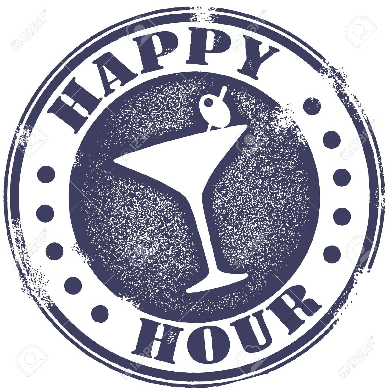 Drink clipart happy hour Alumnae Happy hour happy Association