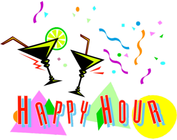 Drink clipart happy hour Clip Clip Pictures Hour Art
