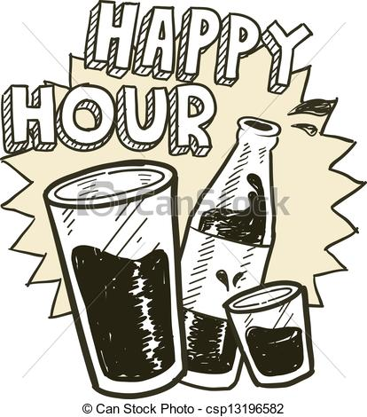 Drink clipart happy hour Hour happy Clip Art Happy