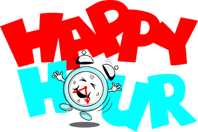 Drink clipart happy hour Free Download Art  clip