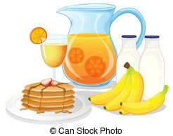 Drink clipart healthy drink Drinks of EPS drinks the