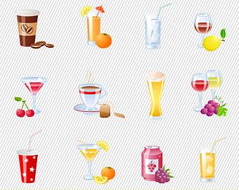 Drink clipart healthy drink Juice Drinks Coffee of Coke