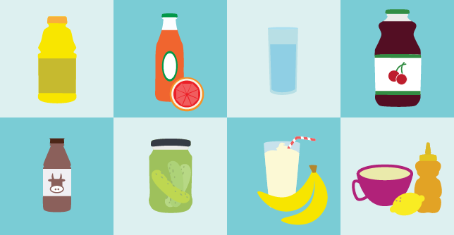 Drink clipart healthy drink Every Situation The Greatist for