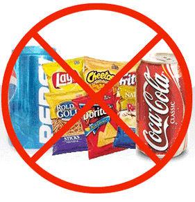 Drink clipart junk food Food Clipart or Savoronmorehead food
