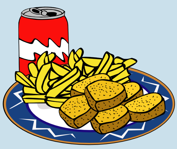Drink clipart junk food For Gallery art art clip