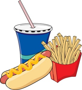 Drink clipart junk food Clipart fast%20food%20clipart%20black%20and%20white Clipart  Food