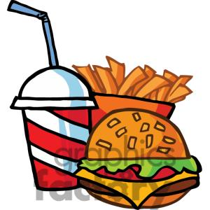 Drink clipart junk food And free Junk Free clipart