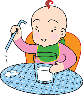 Drink clipart kid drink Of collection Clipart milk Glass