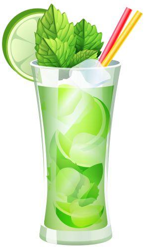 Drink clipart luau This Cocktail Transparent ALOHA Mojito