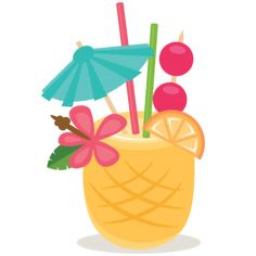 Drink clipart luau Cut Today for Drink FREE