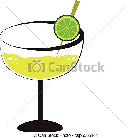 Drink clipart margarita Of Margarita alcohol with csp5586144