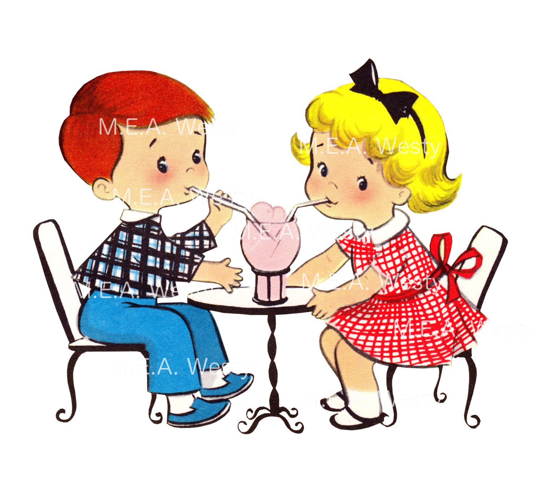 Milkshake clipart drink #13