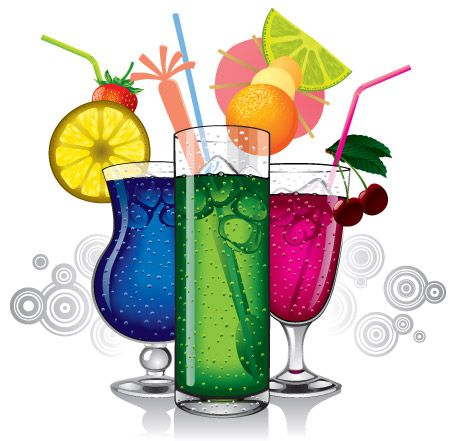 Beverage clipart summer drink To Treats Clip & on