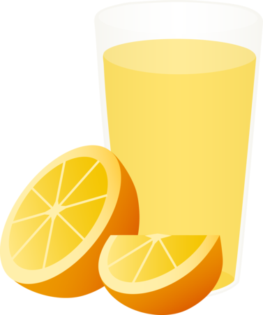 Orange clipart jiuce Clip art images Orange vitamin