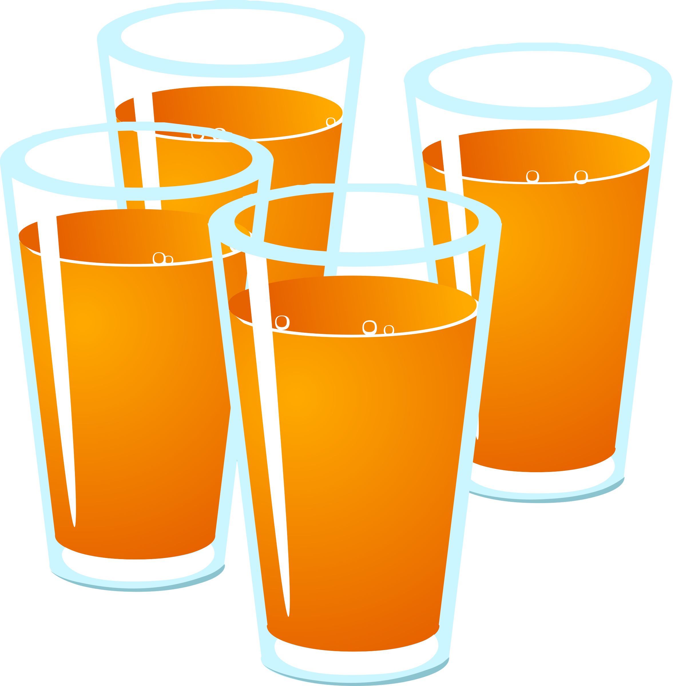 Orange clipart jiuce Clipart Drink Drink Juice Orange