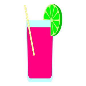 Drink clipart pink cocktail Clipart drawings Download Drink Download