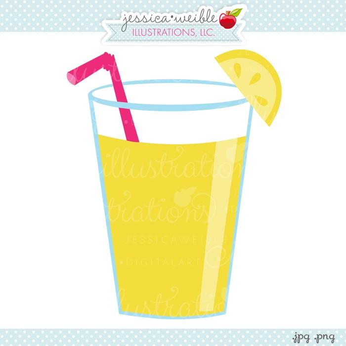 Drink clipart pink lemonade Glass  Lemon Pink For