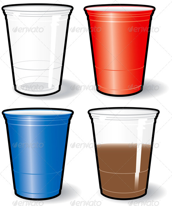Coffee clipart plastic glass Drink Cups Cups Drink Plastic