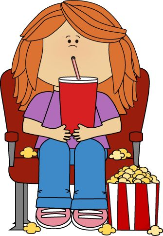 Theatre clipart kid drama This Images Popcorn on Images