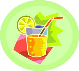 Boardwalk clipart refreshments Refreshing Free drink Clipart Refreshments