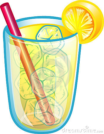 Drink clipart refreshment Ice drink (60+) lemonade clip
