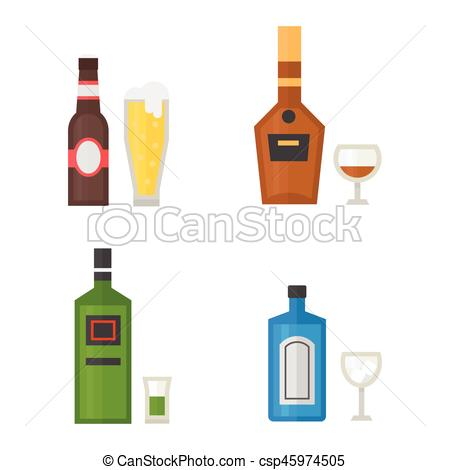 Drink clipart refreshment Whiskey Alcohol Clipart lager Vector