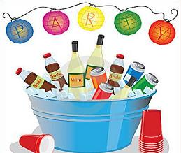 Drink clipart refreshment Party Refreshments Clipart Free drinks