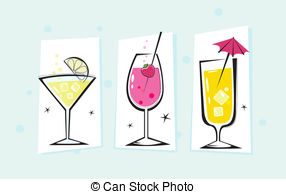Drink clipart retro cocktail And free Drinks 247 Clip