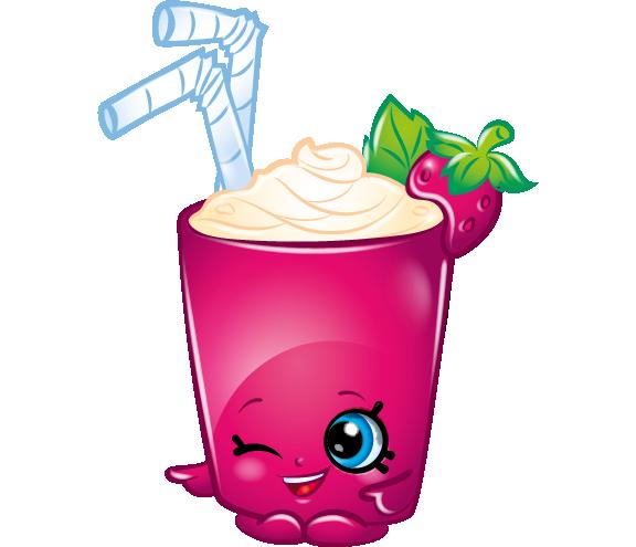 Smoothie clipart pink Wikia  Fandom Shopkins powered