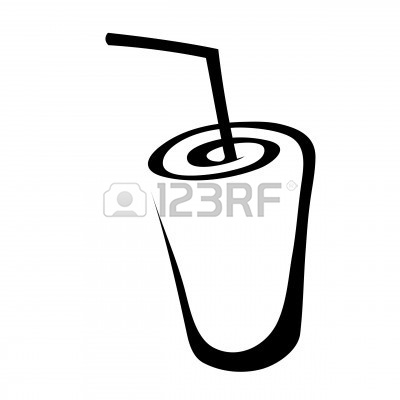Smoothie clipart Glass Clipart And Clipart Black