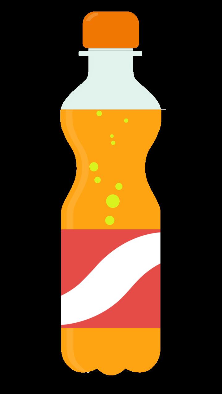 Straw clipart cold drink bottle Free Art to Bottle Art