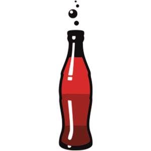 Drink clipart soda bottle Bottle formats download clipart Soda