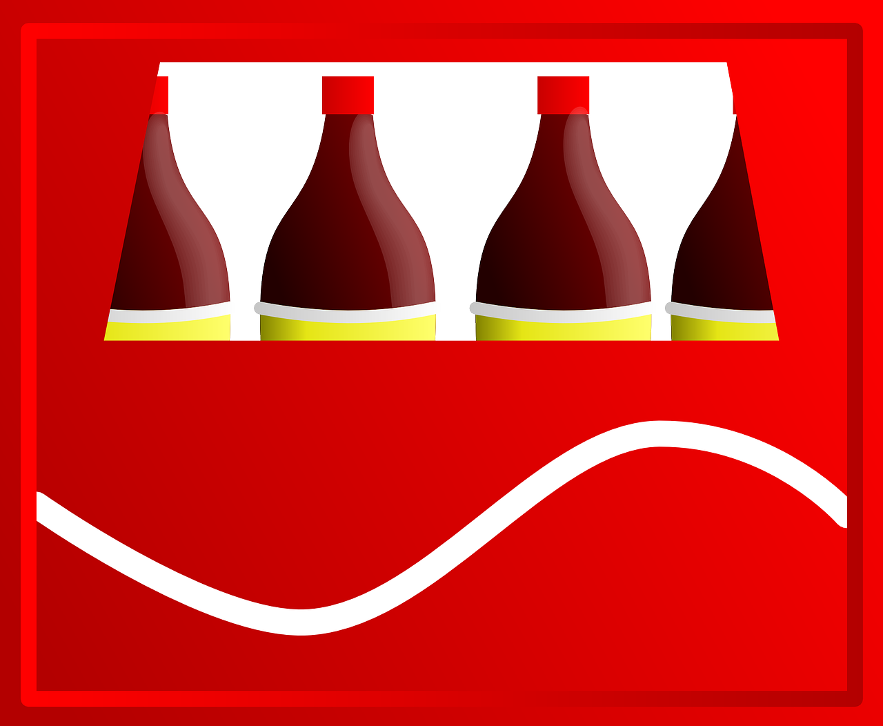 Drink clipart soda bottle In Crate Soda Free to