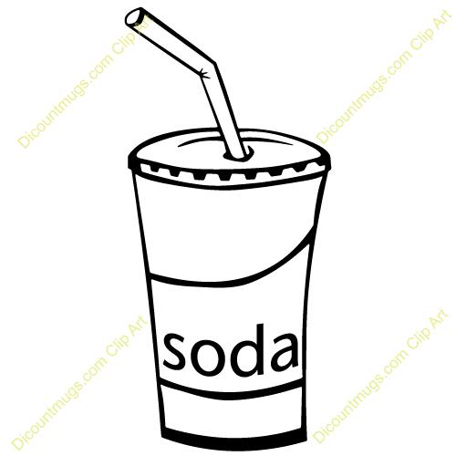 Plastic clipart soda #1