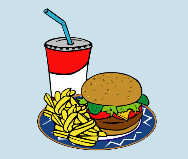 Drink clipart soft drink Cliparts Soft Burger  Free